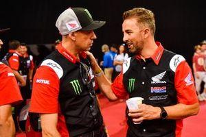 Ruben Faria, manager général Monster Energy Honda Team