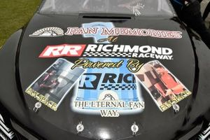 Joey Gase, Motorsports Business Management, Toyota Camry Fan Memories at Richmond Raceway