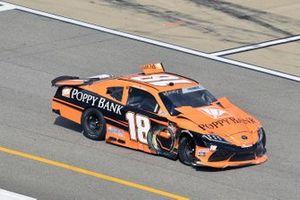 Daniel Hemric, Joe Gibbs Racing, Toyota Supra Poppy Bank