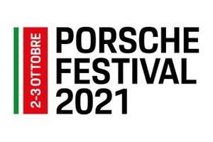 Logo Porsche Festival 2021