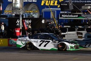 Justin Haley, Spire Motorsports, Chevrolet Camaro Nations Guard