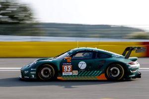 #93 Proton Competition Porsche 911 RSR - 19 LMGTE, Michael Fassbender, Felipe Laser, Richard Lietz