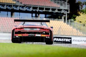 #99 Attempto Racing Audi R8 LMS GT3: Alex Aka, Dennis Marschall, Max Hofer