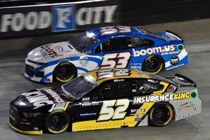 Josh Bilicki, Rick Ware Racing, Ford Mustang Insurance King, Garrett Smithley, Rick Ware Racing, Chevrolet Camaro
