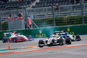 Lorenzo Colombo, Campos Racing Calan Williams, Jenzer Motorsport Olli Caldwell, Prema Racing