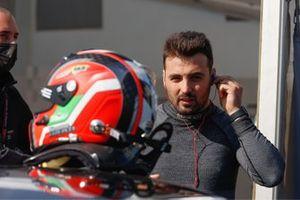 Simone Iaquinta, Dinamic Motorsport