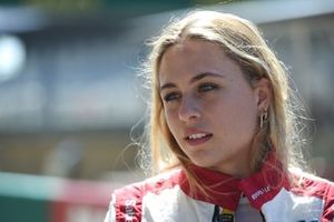 Sophia Florsch, #1 Richard Mille Racing Team Oreca 07 - Gibson LMP2