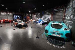 L'exposition Toyota au Musée des 24 Heures