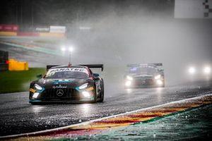 #7 Toksport WRT Mercedes-AMG GT3: Axcil Jefferies, Oscar Tunjo, Paul Petit, Marvin Dienst