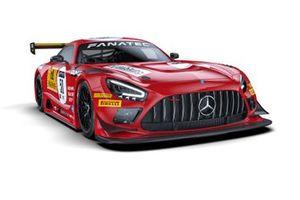 #50 HubAuto Mercedes-AMG GT3: Maximilian Buhk, Maximilian Götz, Yelmer Buurman