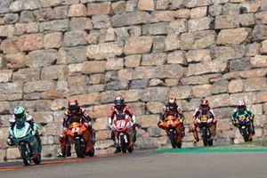 Dennis Foggia, Leopard Racing
