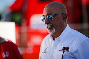 Oliver Askew, Rahal Letterman Lanigan Racing Honda team owner Bobby Rahal