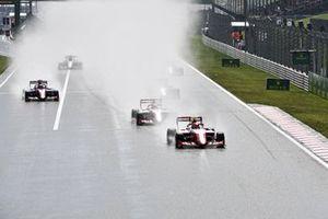 Arthur Leclerc, Prema Racing and Dennis Hauger, Prema Racing