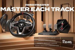 Thrustmaster T248 steering wheel
