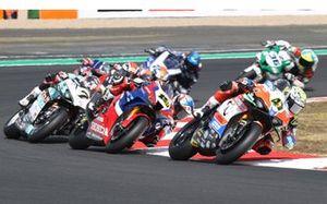 Axel Bassani, Motocorsa Racing, Alvaro Bautista, Team HRC, Chaz Davies, Team GoEleven