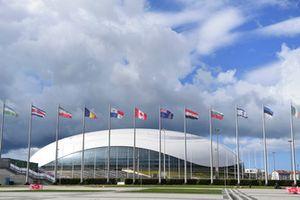 Le parc olympique
