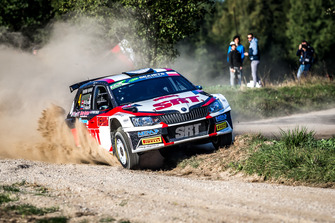 Nikolay Gryazin, Yasorlav Fedorov, Sports Racing Technologies, SKODA Fabia R5