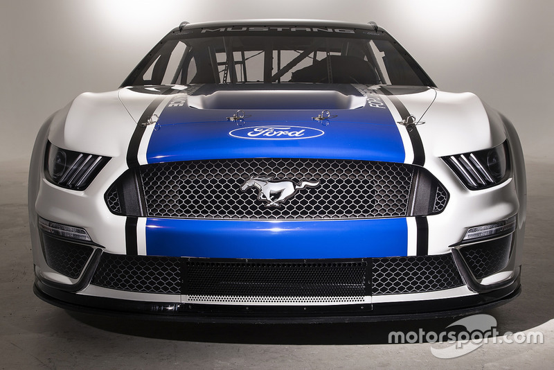 La Ford Mustang per la Monster Energy NASCAR Cup Series 2019