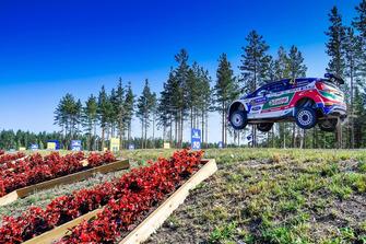 Murat Bostancı, Onur Vatansever, Ford Fiesta R5, Castrol Ford Team Turkey