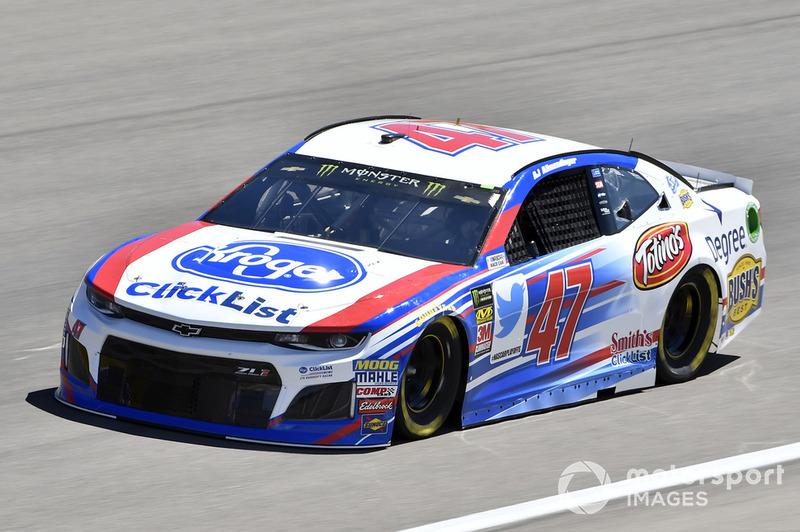 29. A.J. Allmendinger, JTG Daugherty Racing, Chevrolet Camaro Kroger ClickList