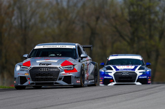 #11 Audi RS 3 LMS TCR, RS Werkes Racing, Don Istook