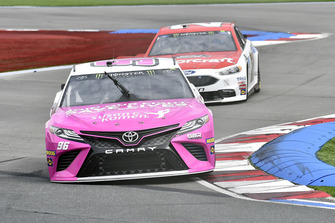 Jeffrey Earnhardt, Gaunt Brothers Racing, Toyota Camry American Soldier Network \ Xtreme Concepts, Paul Menard, Wood Brothers Racing, Ford Fusion Motorcraft / Quick Lane Tire & Auto Center