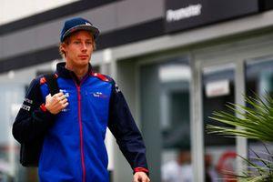 Brendon Hartley, Scuderia Toro Rosso,