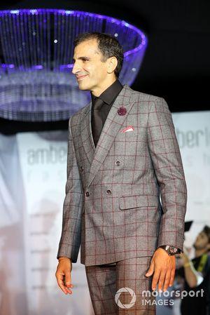 Marc Gene, Ferrari at the Amber Lounge Fashion Show