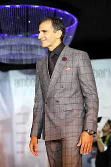 Marc Gene, Ferrari tijdens de Amber Lounge Fashion Show