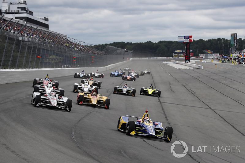 #2: Pocono Raceway: 223,871 mph *