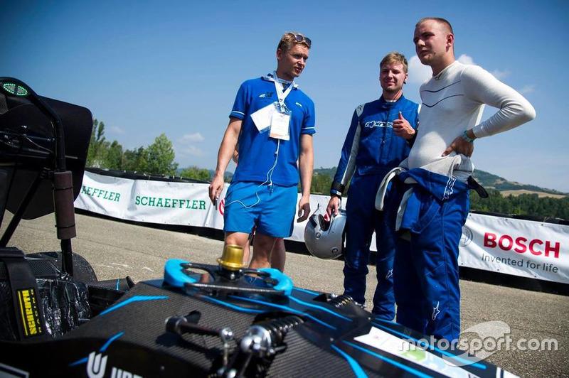 Gli studenti del FS Team Tallinn