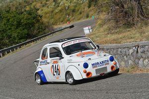 Domenico Morabito, Fiat 500, Piloti Per Passione
