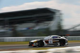 #13 AutoArena Motorsport Mercedes-AMG GT3: Patrick Assenheimer, Christian Hohenadel