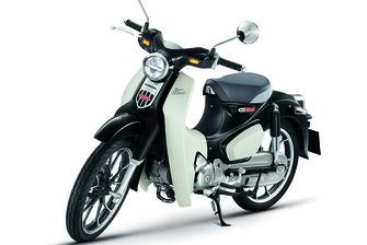 Honda Super Cub C125-Pearl Shining Black