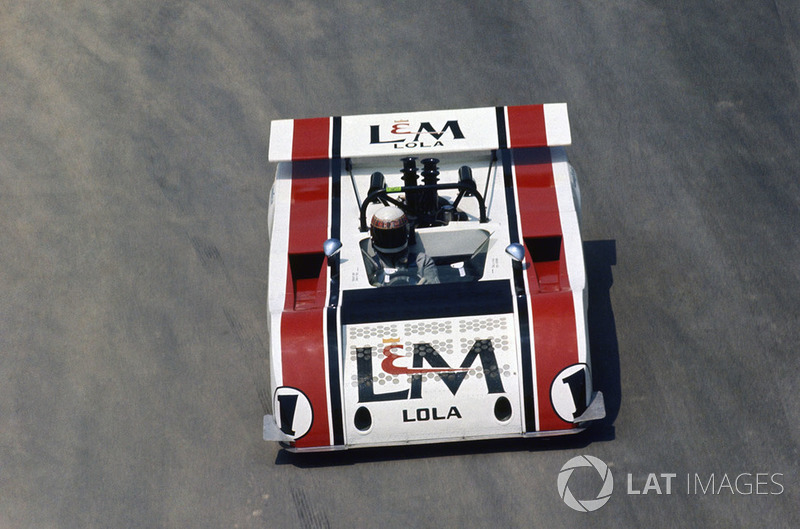 1971 Can-Am, Jackie Stewart, Lola T260-Chevrolet