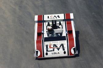 1971 Can-Am, Jackie Stewart, Lola T260-Chevrolet