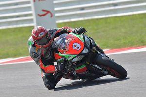 Andrea Mantovani, Nuova M2 Racing