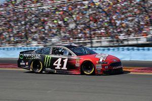 Kurt Busch, Stewart-Haas Racing, Ford Fusion Haas Automation/Monster Energy