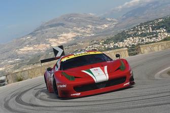 Peruggini Lucio, Ferrari 458 GT3, Ab Motorsport