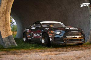 2015 Formula Drift #13 Ford Mustang