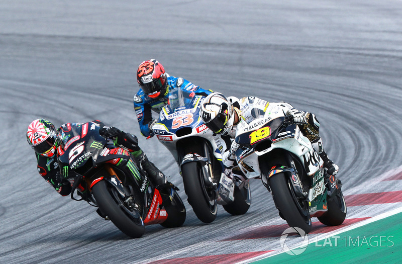 Johann Zarco, Monster Yamaha Tech 3, Tito Rabat, Avintia Racing, Alvaro Bautista, Angel Nieto Team