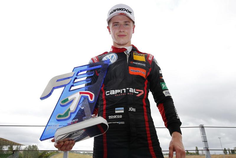 Jüri Vips (18 jaar, Estland)