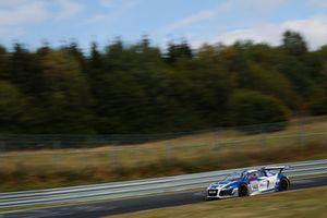 #148 Audi R8 LMS: Bernhard Henzel, Rahel Frey