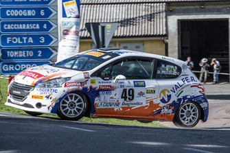 Milko Pini, Peugeot 208 R2