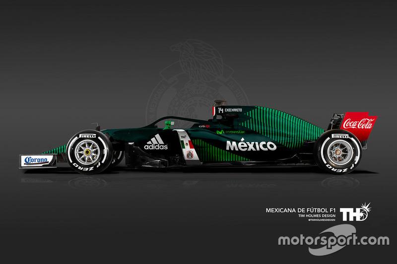F1 Team México