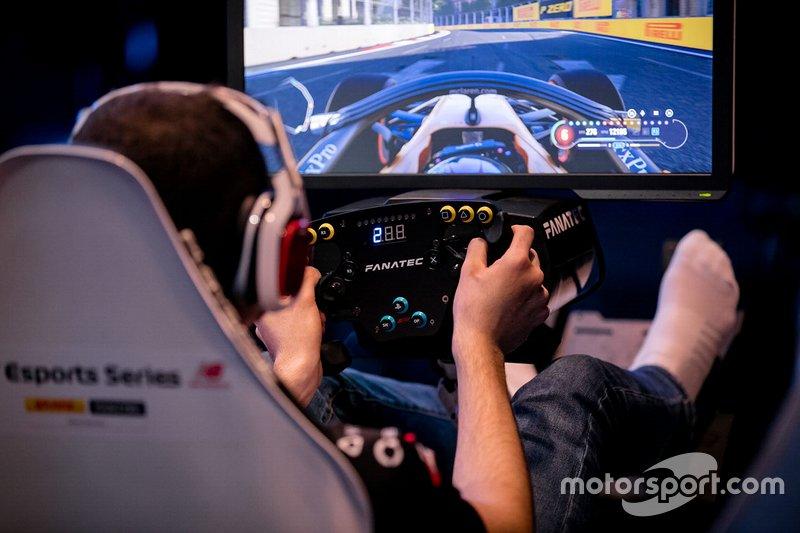 Formula 1 Esports Pro Series