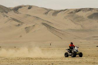 #266 Nomade Racing: Benoit Aubrion