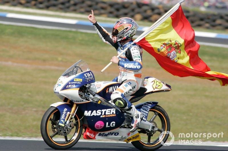 GP d'Australie 2006 125cc