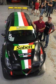 Alfa Romeo Giulietta TCR RF, KMW Motorsports con TMR Engineering