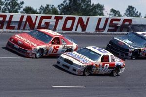 Morgan Shepherd, Bud Moore Engineering, Bobby Hillin Jr., Stavola Brothers Racing, Dale Earnhardt, Richard Childress Racing